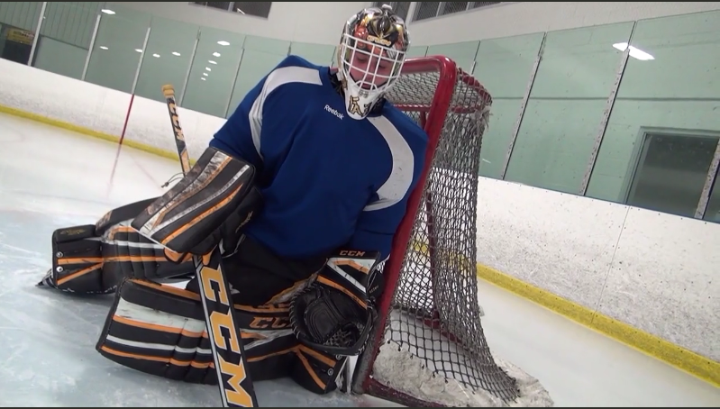 Reducing Knee Strain In The Reverse Vh Position Goalie Training Pro