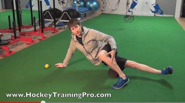 flexibility training for hockey goalies