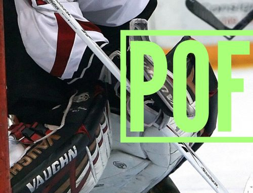 Why goalies need pelvis-on-femur rotation