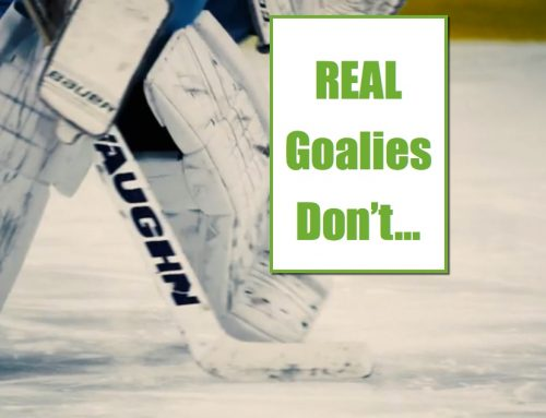 REAL goalies don't do these exercises