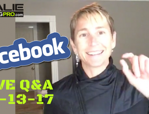 10/13 Live Q&A – Getting Consistent, Sand & Water Training, Age to Start Periodization