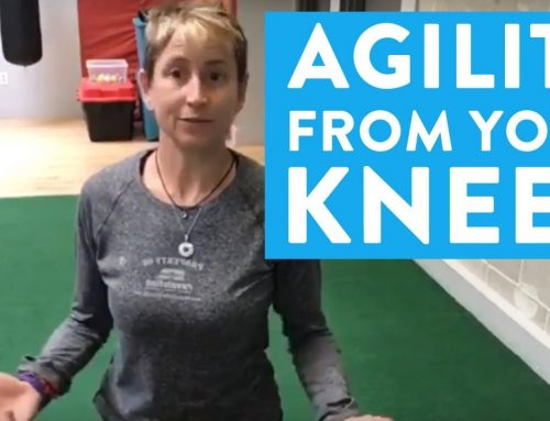 Agility from your knees