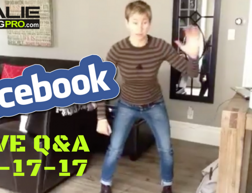 11/17 Live Q&A – Easy to Follow Workout, Pre-Game & After-Session Warm-Ups, Turning in Butterfly