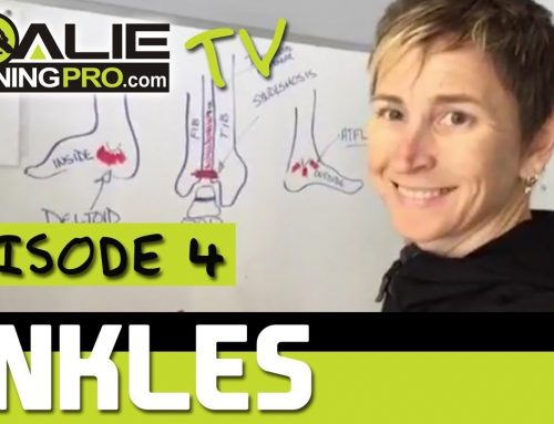 GTP TV: Ep 4 – The one all about ankles