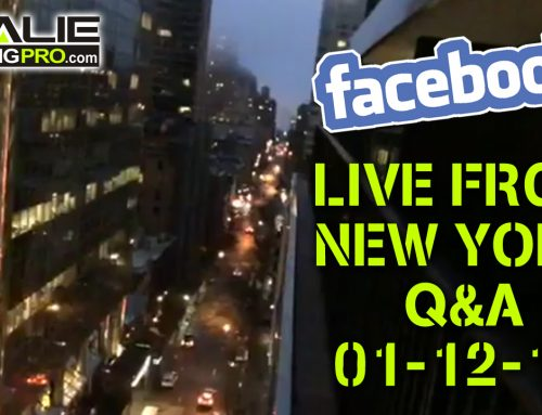 01/12 Live Q&A – Fitness Trainer Advice, Young Goalies, & High Groin Strain
