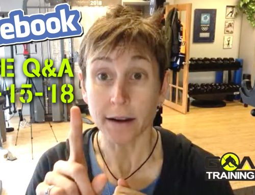 02/15 Live Q&A – Slide Boards, ACL Recovery & Goalie Cardio