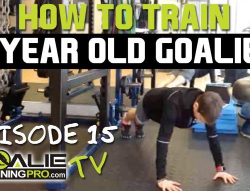 GTP TV: Ep 15 – How to train young goalies