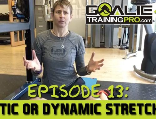 GTP TV Ep 12: Shift from Static to Dynamic Stretching
