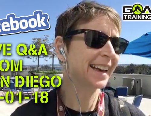 03/01 Live Q&A from San Diego – Protein, Hip Noises & Goalie Speed