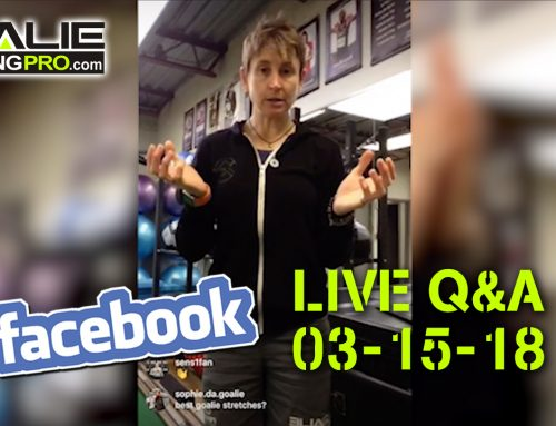 03/15 Live Q&A – Knee Injuries, Surgery, & Off-Season Training